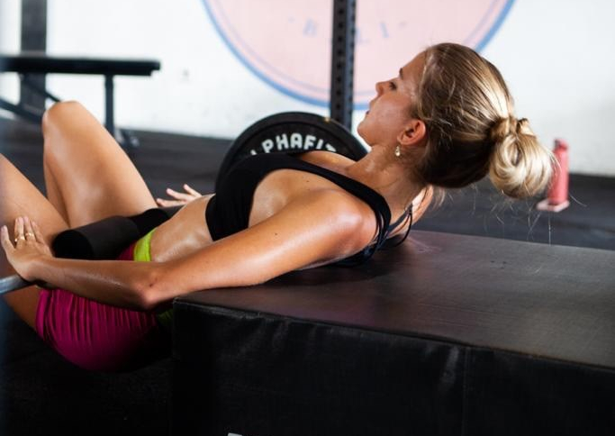 Personal training Female fit